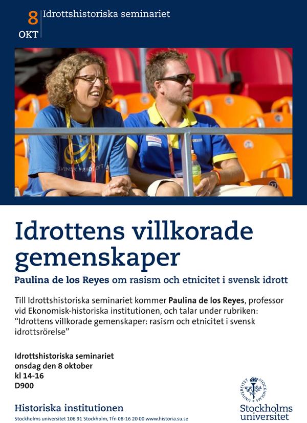 Idrottens_gemenskaper_Flyer
