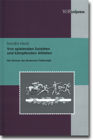 Sandra Heck Von spielenden Soldaten und kämpfenden Athleten: Die Genese des Modernen Fünfkamps 487 sidor, inb., ill. Göttingen: V & R unipress 2013 ISBN 978-3-8471-0201-4