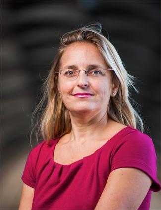 Professor Letizia Paoli, kyenote speaker.
