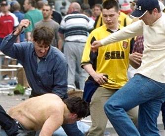 football-hooligans