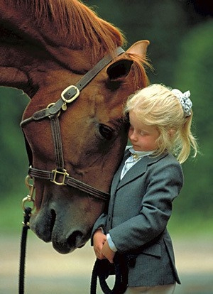 horse-and-little-girl