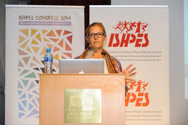 Susanna Hedenborg, keynoter.