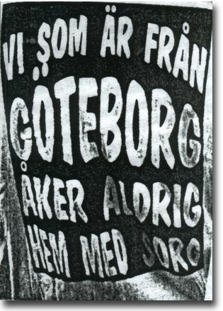 Anders Kjäll, Mathias Henriksson (red), John Pettersson & Johan Elisson Vi som är från Göteborg åker aldrig hem med sorg 352 sidor, inb., ill. Göteborg: Supporterklubben Änglarna 2014 ISBN 978-91-637-5138-7