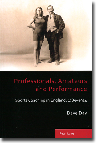 Dave Day Professionals, Amateurs and Performance: Sports Coaching in England, 1789–1914 198 sidor, hft. Bern: Peter Lang Publishing Group 2012 (Sport, History and Culture) ISBN 978-3-0343-0824-3