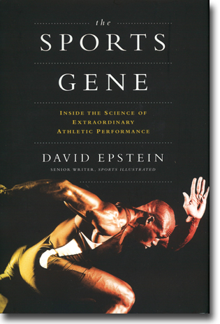 David Epstein The Sports Gene: Inside the Science of Extraordinary Athletic Performance 338 sidor, inb. New York: Current (The Penguin Group) 2013 ISBN 978-1-59184-511-9