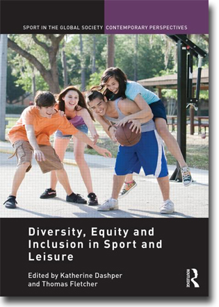 Katherine Dashper & Thomas Fletcher (red) Diversity, Equity and Inclusion in Sport and Leisure 209 sidor, inb. Abingdon, Oxon: Routledge 2014 (Sport in the Global Society – Contemporary Perspectives) ISBN 978-0-415-74781-3