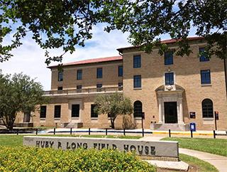 Huey P. Long Field House , Baton Rouge, Louisiana
