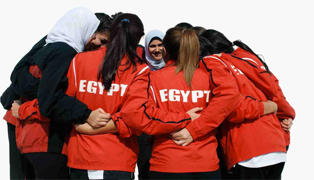 egypt-olympian-women