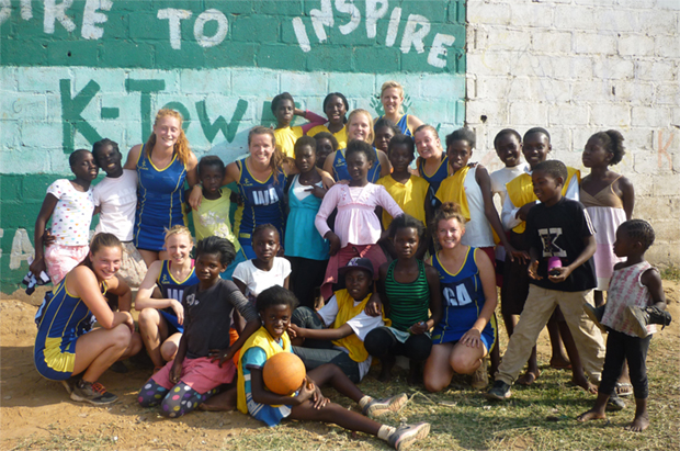 International Development through Excellence and Leadership in Sport (IDEALS) is a UK Sport programme, delivered in partnership with: Durham, Bath, St.Andrew's, Stirling, Cardiff Met, Loughborough and Northumbria Universities and two local sporting organisations in Zambia; Sport in Action and EduSport - See more at: http://loughboroughsport.com/blog/2014/10/14/blog-volunteering-coaching-in-zambia-a-life-changing-experience/#sthash.fvafDZUW.dpuf