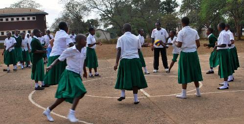 Sports Teachers in Kilimanjaro, Tanzania