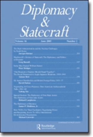 diplomacy&statecraft