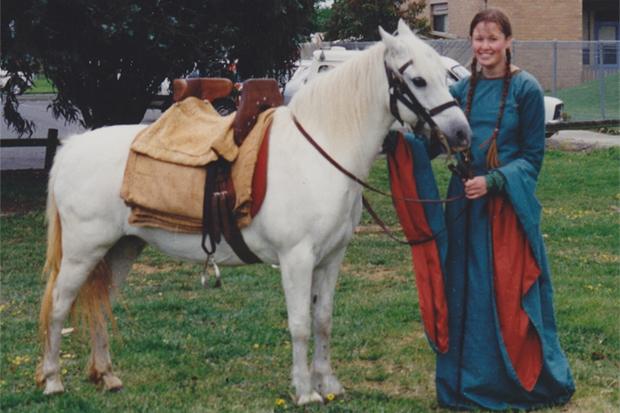 medieval-war-horse