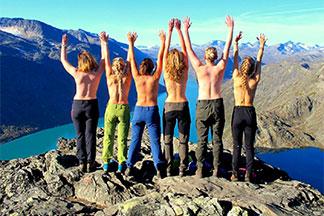 friluftsliv-i-Norge